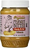 Trader Joe's Organic Peanut Butter Crunchy and Unsalted, 1lb