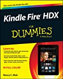 Kindle Fire HDX For Dummies (English Edition)