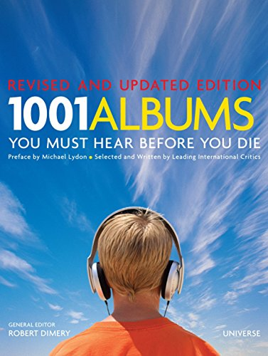 Price comparison product image 1001 Albums You Must Hear Before You Die: Revised and Updated Edition