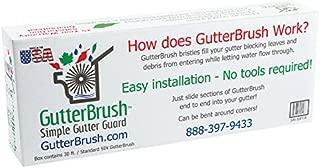 Gutterguard Drop-In 30ft