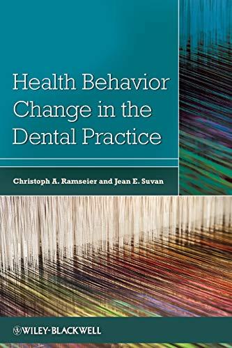 Health Behavior Change in the Dental Practice [Lingua inglese]