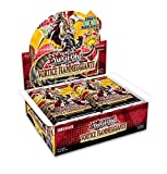 YU-GI-OH!- Trading Card Game Vortice Fiammeggiante-Box (24 Buste), 172298