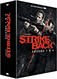 Strike Back : Project Dawn - Cinemax Saisons 1 à 4 - DVD - HBO