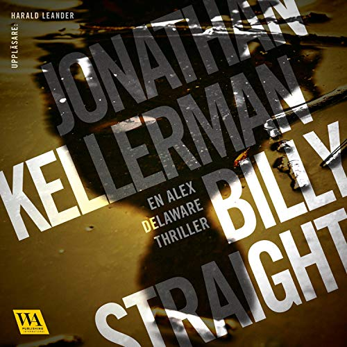 Billy Straight (Swedish edition) cover art