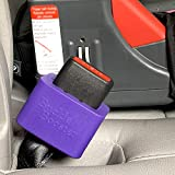 2-Pack Seat Belt Buckle Booster (BPA Free) - Raises Your Seat Belt for...