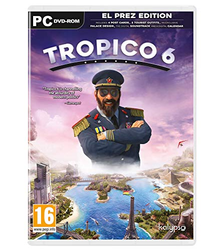 Tropico 6 (PC DVD)