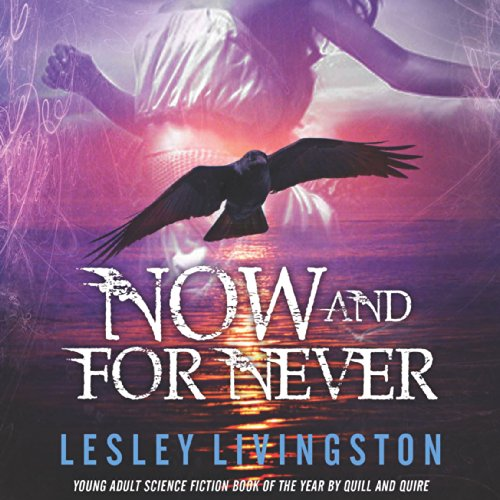 Now and For Never audiobook cover art