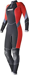 Sopras SUB 7MM SEMI-Dry Antibes Womans ML - 5 Wetsuit Scuba Diving Cold Water