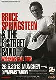 Bruce Springsteen - Wrecking Ball, München 2013 »
