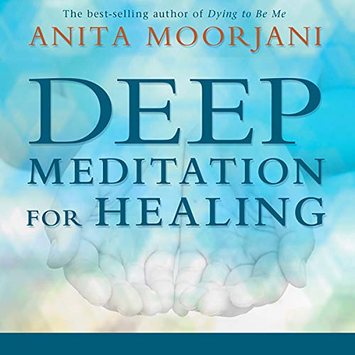 Deep Meditation for Healing audiobook cover art