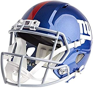 Riddell New York Giants Officially Licensed Speed Full Size Replica Football Helmet