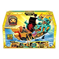 25 levels of adventure! Deep imaginative play so that every child can save the exclusive captain, defeat the evil Kraken and rule the seas! Discover all the hidden secrets! As you go on the journey through the ship, there are secrets to discover. Fin...