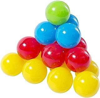 LIUFS-オーシャンボール 7CMソリッドカラーマリンボール子供ウェーブボールインフレータブル弾性オーシャンボールプール厚いプラスチックのおもちゃのボールの遊び場は、専用の (Size : 70)