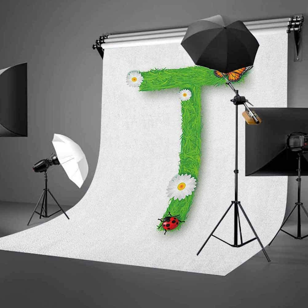 8x12 FT Feather Vinyl Photography Backdrop,Vibrant Color Contrast Exotic Fauna Wildlife Nature Mixed Tropical Beauty Pattern Background for Baby Birthday Party Wedding Studio Props Photography