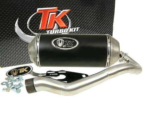 Auspuffanlage TURBOKIT GMax 4T für VESPA GTS Super Sport ie 300 ccm 4T LC 10- ZAPM45200