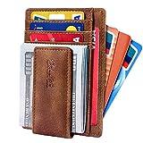 Best Front Pocket Wallets For Men - Slim & Minimalist Bifold Front Pocket Wallet Review