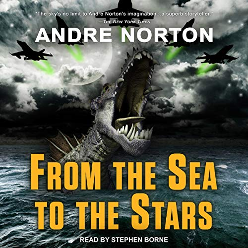 Sea Siege by Andre Norton science fiction and fantasy book and audiobook reviews