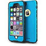 IMPACTSTRONG iPhone 6 Waterproof Case [Fingerprint ID Compatible] Slim Full Body Protection Cover for Apple...