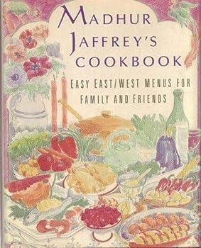Madhur Jaffrey's Cookbook 1851451528 Book Cover
