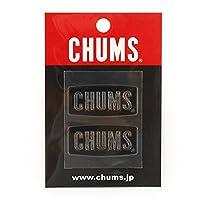 CHUMS(チャムス) CHUMS Logo Emboss Sticker Black CH62-1125