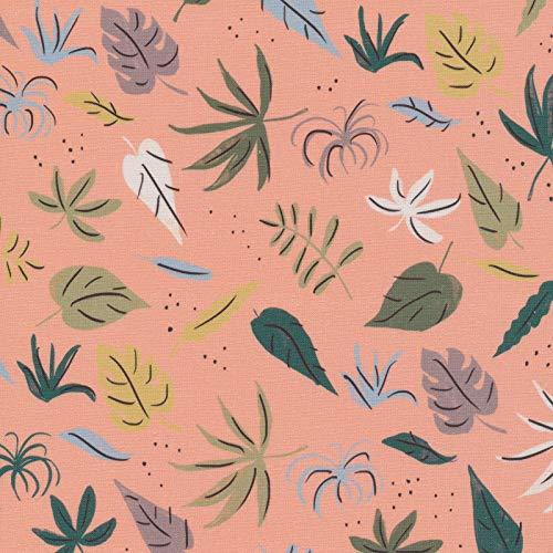 Cloud9 Quilt Fabrics Organic Garden of Eden Purity