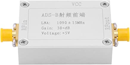 RF Amplifier, ADS-B 1090MHz RF Front-end Radio Frequency Low Noise Amplifier 38dB Gain LNA
