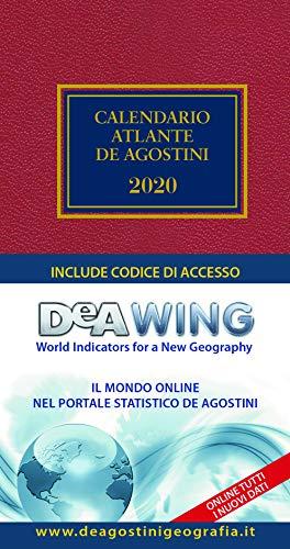 Calendarioatlante De Agostini 2020. Con applicazione online