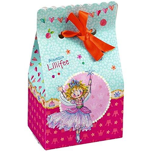 Princess Lillifee 11540 Coffret Cadeau 8 pièces 14 x 25 cm