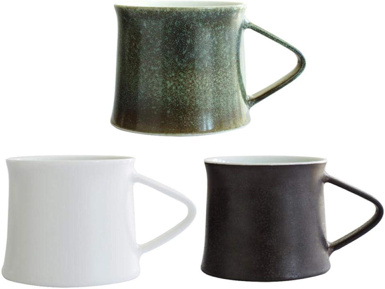 ZHANGJI Tasse Tasse en céramique Tasse d'eau Couple Tasse de café au Lait Hommes et Femmes mug