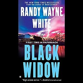 Black Widow audiobook cover art