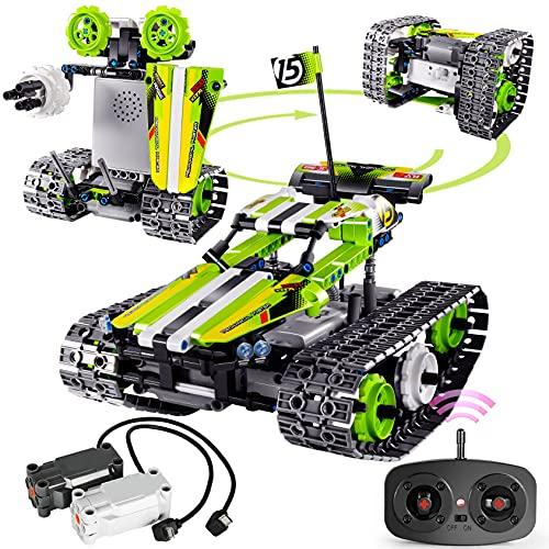 Remote Control Car Building Kit - RC...