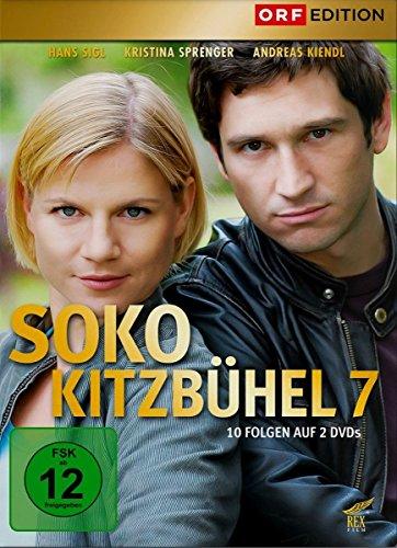 SOKO Kitzbühel - Box 7: Folge 61-70 (2 DVDs)