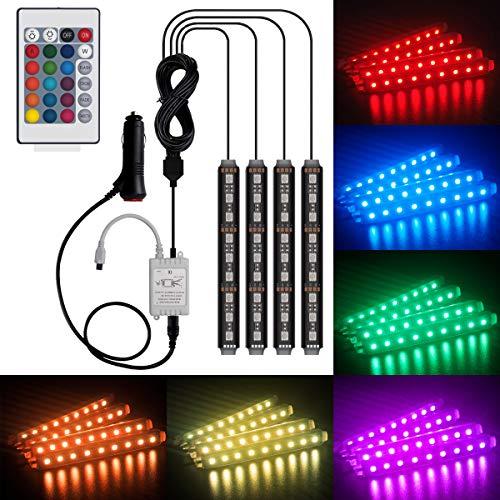 Car LED Strip Lights Interior LIghts Kit