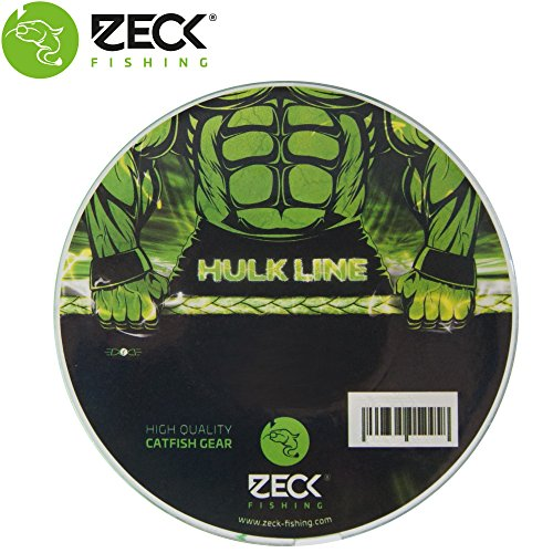 Zeck Hulk Line Vertikal- und Spinnschnur