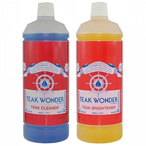 barka Teak Wonder Combo Pack