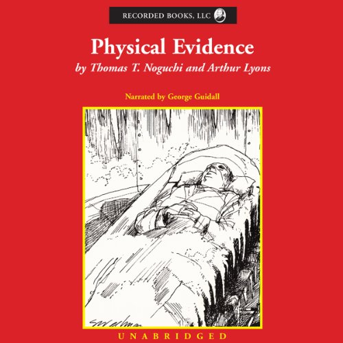 Physical Evidence audiobook cover art