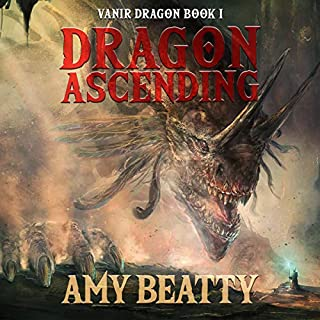 Dragon Ascending     Vanir Dragon Series, Book 1              By:                                                                                                                                 Amy Beatty                               Narrated by:                                                                                                                                 Christopher Dukes                      Length: 12 hrs and 49 mins     14 ratings     Overall 4.5