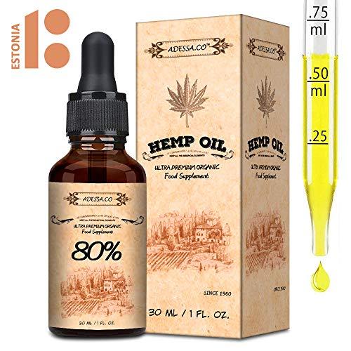 Goldenes Öl 80Prozent, Hochfeste, Original Premium, Natürliche Inhaltsstoffe, Made in Slovenia