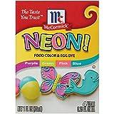 McCormick Neon Food Color & Egg Dye, 1 fl oz