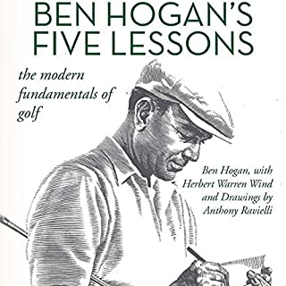 Ben Hogan's Five Lessons audiobook cover art