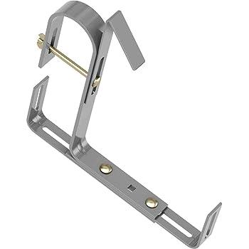 emsa Blumenkasten Halter BASIC aluminium