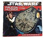 Star Wars, Faucon Millenium, LIVRE OBJET de DISNEY