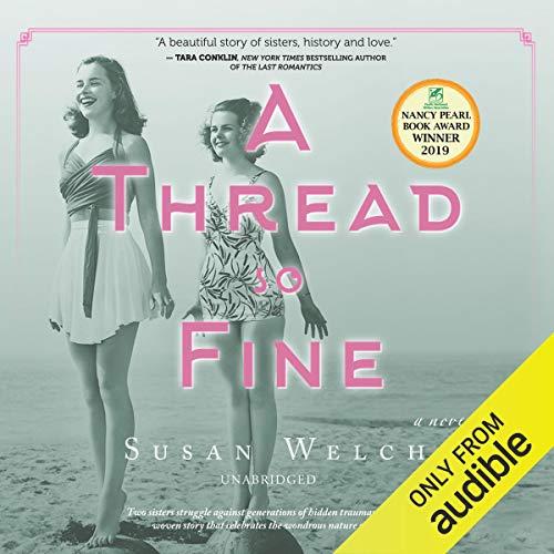 A Thread So Fine audiobook cover art