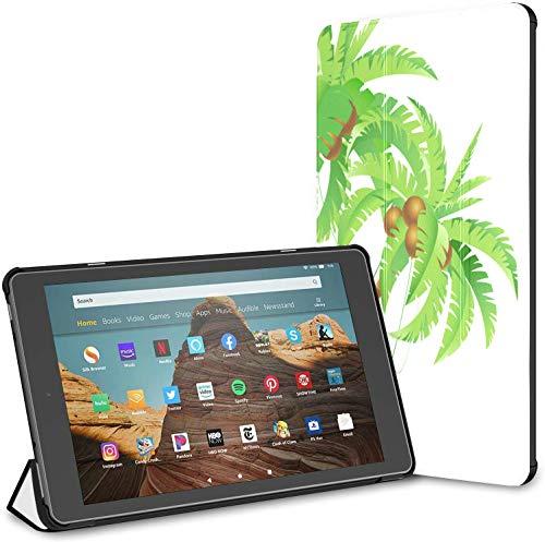 Funda para tablet Fire 10 Hd 10 (9ª/7ª generación, 2019/2017), color verde