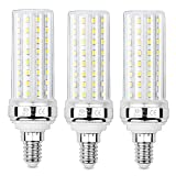 Hzsanue Bombillas LED 20W, 150W Equivalentes de Bombillas Incandescentes, 2000Lm, 3000K Blanco Cálido, E14 Pequeño Tornillo Edison, Paquete de 3