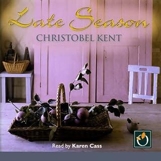 Late Season audiobook cover art