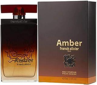 Franck Olivier Amber for Men Eau de Parfum 75ml
