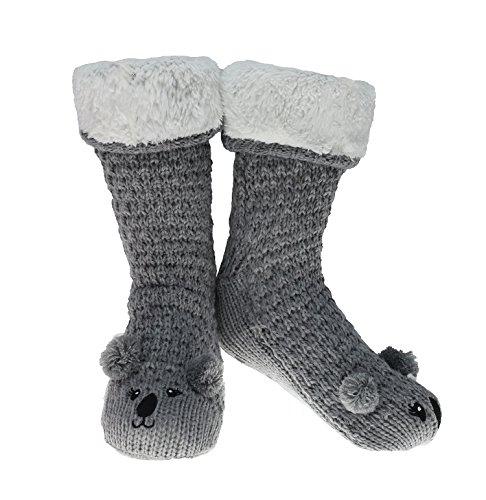 Calcetines Zapatillas Para Mujeres | De Primera Calidad |