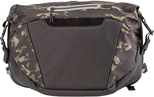 5.11 Tactical Covert Box Messenger Bag Black Camo