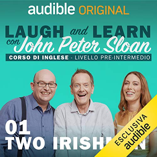 Two Irishmen cover art